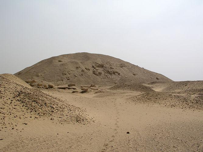 Пирамида Сенусерта I