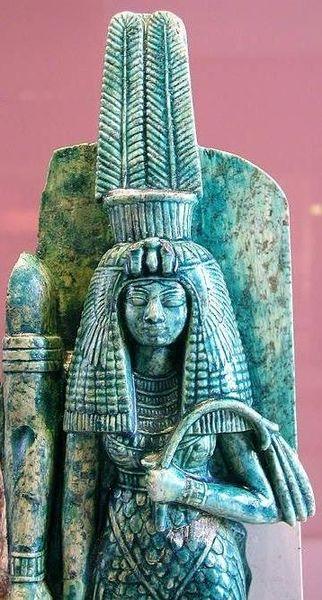 Царица Тии, супруга Аменхотепа III