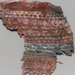 Фрагмент колчана, Древний Египет (ок. 4000 тыс. лет назад)