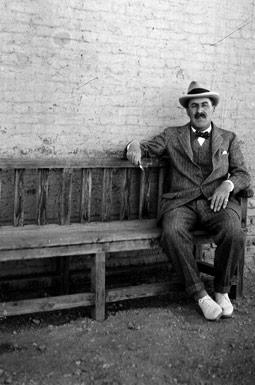 Говард Картер. Луксор. Ноябрь 1922.