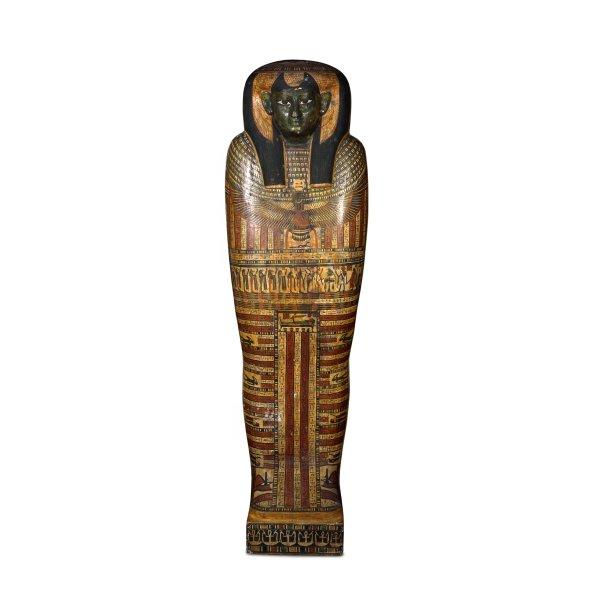 Внутренний саркофаг Шепенмехит