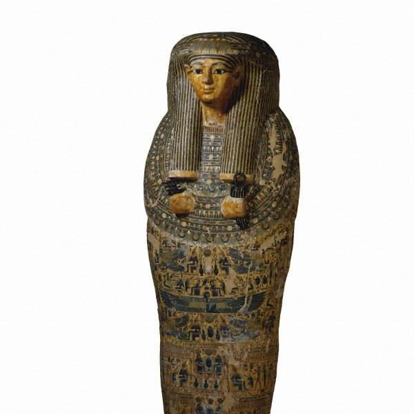 Внешний саркофаг Бакенмут