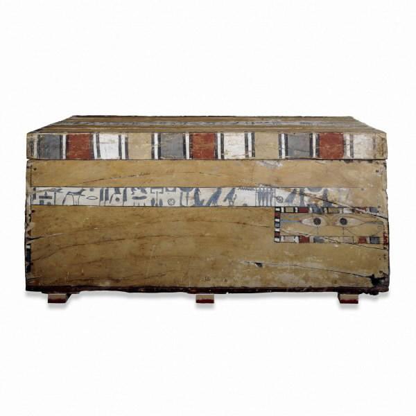Внешний саркофаг Себехотепа, Среднее царство, Бени-Хассан