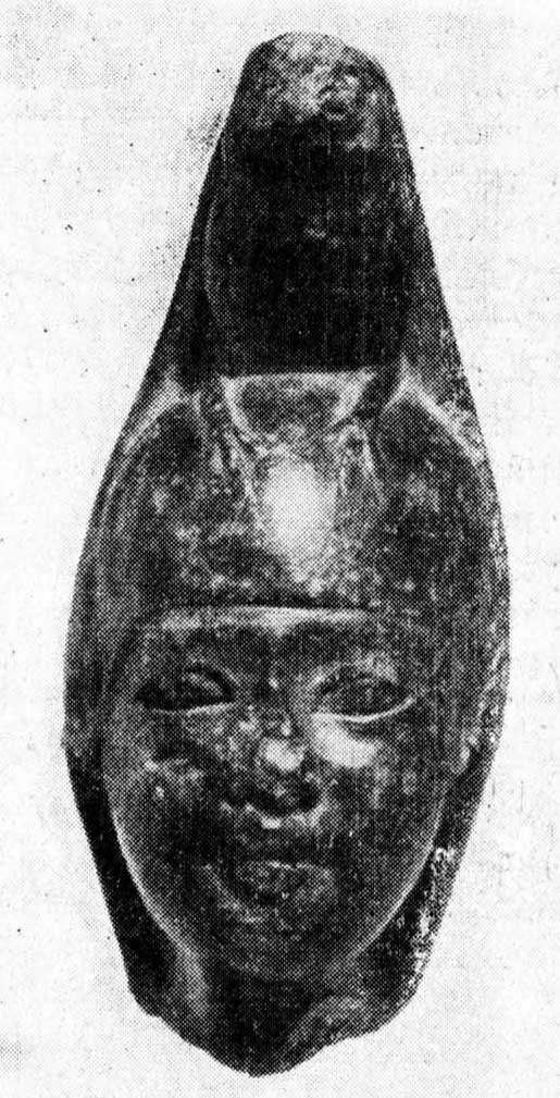 Голова богини Хатхор. Бруклинский музей