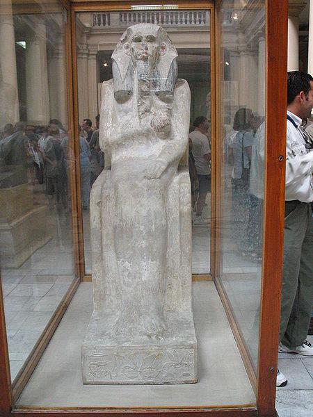 Статуя Джосера