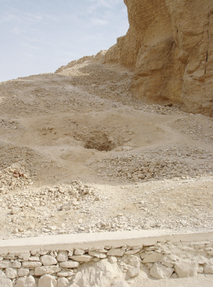 Долина Царей, гробница 26