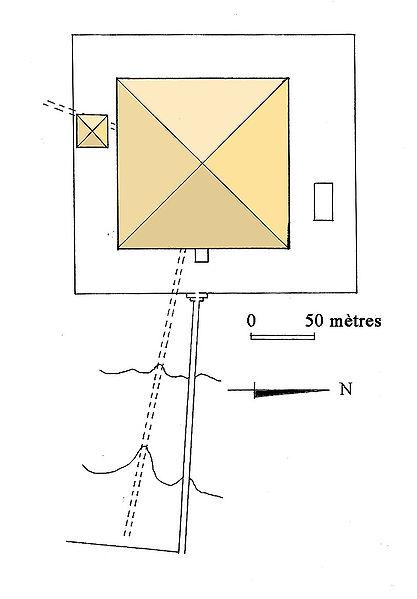 Пирамидный комплекс в Мейдуме