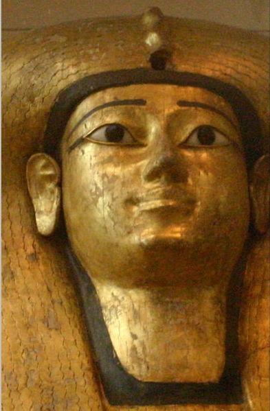 Саркофаг Яххотеп I