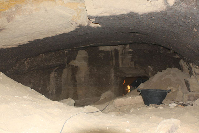 Новая гробница в Саккаре